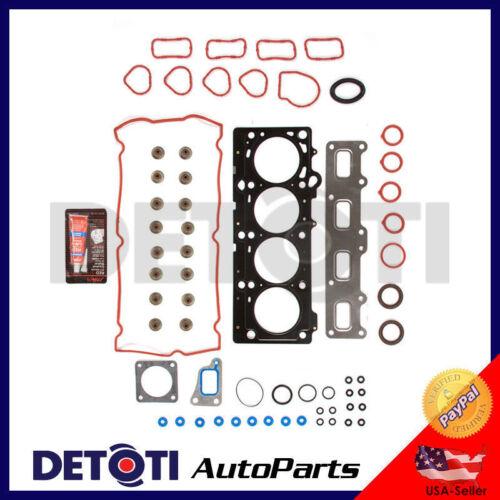 Head Gasket Set Repair Kit For 05-09 Chrysler PT Cruiser 2.4L I4 VIN Code B MLS