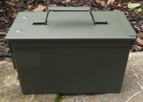 Munitions boîte réplique l'us army muni-boîte métal caisse Cache-réservoir NEUF