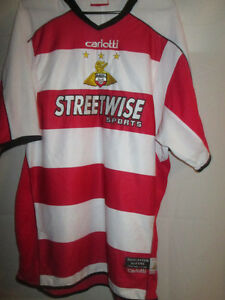 2005-2006-Doncaster-Rovers-Home-Football-Shirt-Size-Large-15023