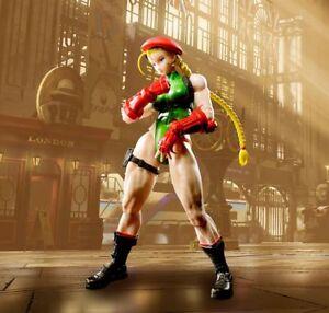 Street Fighter V Rainbow Mika S.H.Figuarts Figure Neuf Neuf Bandai