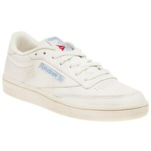 Club Vintage Neu Reebok Sneaker C Leder Weiß Damen Neutral 85 qIOq1
