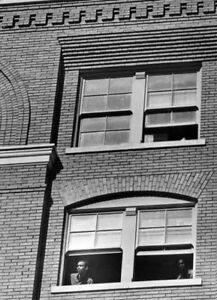 Lee Harvey Oswald Book Depository PHOTO John F Kennedy Assassination Dallas