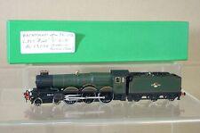 HORNBY DUBLO KIT BUILT BR GREEN 4-6-0 CASTLE CLASS LOCO 4090 DORCHESTER CASTLE n