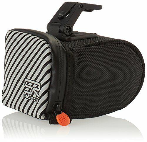 Selle Royal ICS 3 LED Bicycle Saddle Bag Black