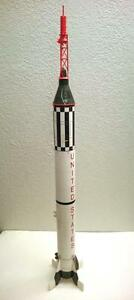Accur8-034-Skin-Kit-034-for-Estes-Mercury-Redstone-Model-Rocket