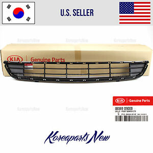 Genuine Kia Lower Grille 86569-D9000