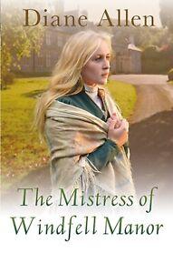 Diane-Allen-The-Mistress-Of-Windfell-Manoir-Tout-Neuf-Envoi-GB