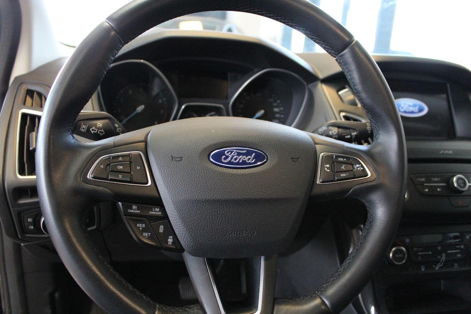 Ford Focus 1,5 SCTi 150 Titanium stc. aut. - billede 6