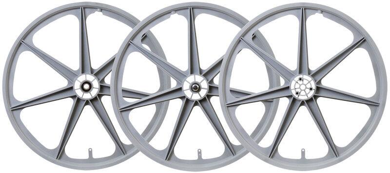 Tricycle Mag Wheel Renvoi Ensemble Gry F/Rear-Drive & Renvoi Wheel f50da4