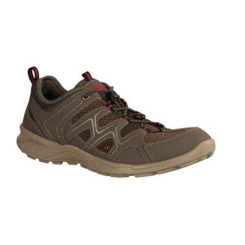 Ecco Terracruise 8257745658 NEU Textil Dark Shadow Herrenschuhe Sneaker