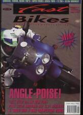 FAST BIKES MAGAZINE - July 1991