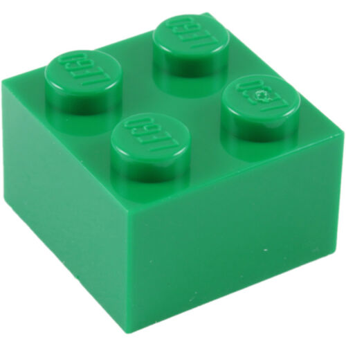 LEGO COLOURS A-L SELECT QTY 3003 2X2 BRICK NEW BESTPRICE GIFT