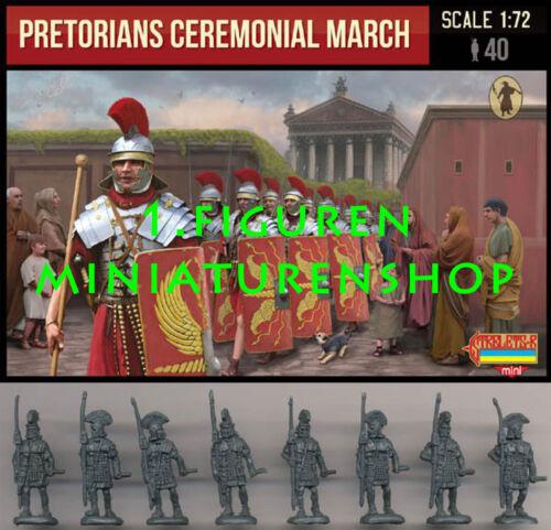 STRELETS 1:72 FIGUREN M109 PRETORIANS CEREMONIAL MARCH