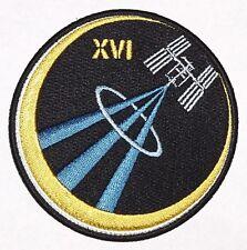 Aufnäher Patch Raumfahrt ISS Expedition 16  Sojus TMA-11 .........A3183