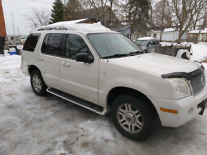 2003 Mountaineer Premier for sale