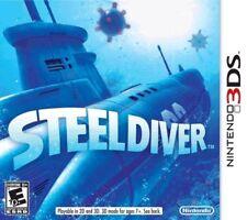 Steel Diver (Nintendo 3DS, 2011)