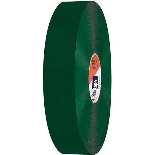 "3/"" X 1000YD Green CASE of 4 Shurtape HP 200 Pro Grade Hot Melt Packaging Tape"