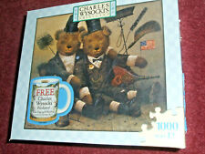 Gibson/'s Teddy Bears and Tricycles Jigsaw Puzzle 1000 Piece BRAND NEW