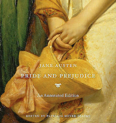 Pride and Prejudice. An Annotated Edition by Austen, Jane Hardback book, 2010