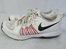 8be7b5dfb6 item 2 Nike Air Max 705353-106 Men's Sneakers White Black Red Size 10.5 Training  Shoes -Nike Air Max 705353-106 Men's Sneakers White Black Red Size 10.5 ...