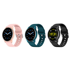 1.3 Zoll Touch Smart Watch Pulsuhr Sport Step Fitness Tracker h1