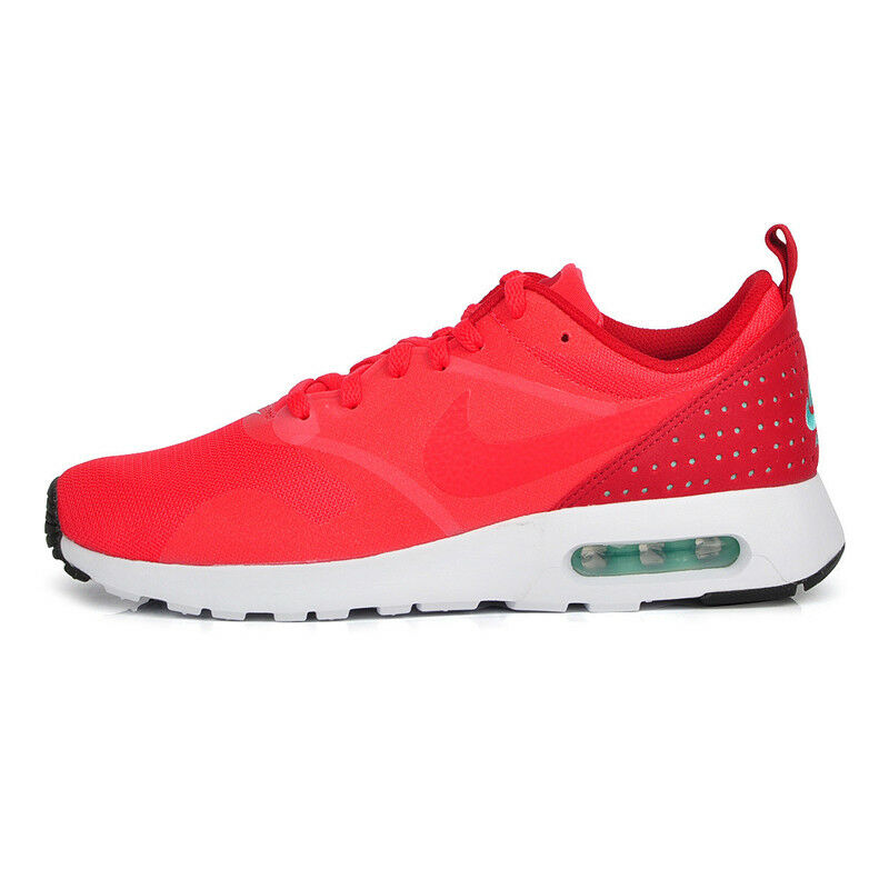 Cheap women's shoes women's shoes Nike Men's Air Max Tavas Shoes NEW AUTHENTIC Red/White 705149-603