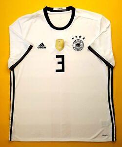 565ea407a 4.9 5 Germany soccer jersey 2XL 2016 home shirt AI5014 football ...