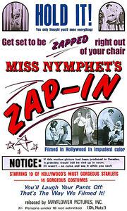 Miss-Nymphet-039-s-Zap-In-1970-Movie-Poster