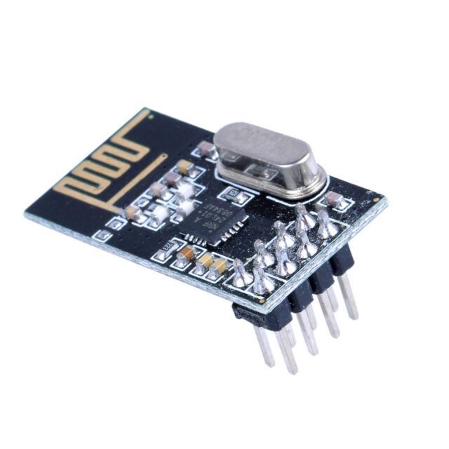 NRF24L01 Radio Transceiver Module 2 4ghz RF Arduino Pi Arm Model Wireless  200m