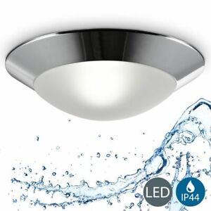 LED Deckenleuchte Badezimmer-Leuchte IP44 Bad-Lampe Decke ...