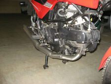 SCARICO EXHAUST INOX 2 IN 2 DUCATI 750 F1 PANTAH CAGIVA ALAZZURRA NCR REPLICA