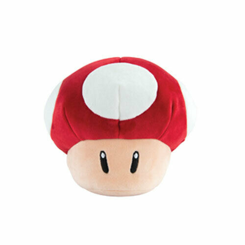 SUPER Mario Club Mocchi Mocchi Junior Peluche Scegli il tuo *
