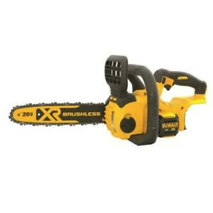 Chain Saws Garden & Outdoors 40v e-Ranger Cordless Chainsaw Tool ...
