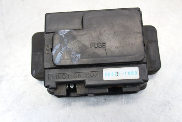1999 Kawasaki Ninja Zx6 Zx600e Fuse Junction Box 26021