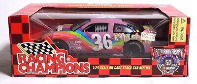 Esa3245 Nascar Skittles Stock Car Replica 1 24 Die Cast Racing