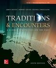 Traditions & Encounters: Vol 1: From the Beginning to 1500 by Herbert F. Ziegler, Jerry H. Bentley (Paperback, 2014)