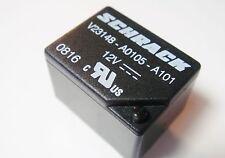 Relais 12V 1xUM 250V 7A SCHRACK Siemens V23148-A0105-A101 #20R02