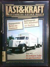 LAST & Kraft     Nutzfahrzeug-Geschichte   Nr: 4 aus 2002   in Schutzhülle