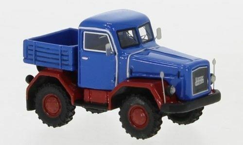 BoS LKW 1:87 Kramer U800 Zugmaschine blau 87751