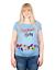 New Maternity Pregnancy 10-20 Christmas Belly Xmas Print Cotton Top T-Shirt 0055