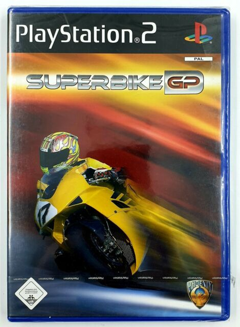 Superbike GP - Playstation 2 / PS2 - Phoenix - Neuf / Brand New - PAL