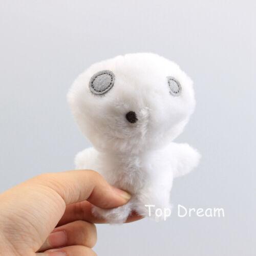 Japan Studio Ghibli Princess Mononoke KODAMA TREE SPIRIT Plush Toy Stuffed Doll