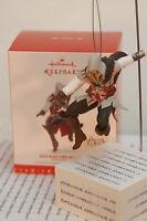Ezio Auditore Da Firenze 2016 Hallmark Ornament Assassin's Creedfree Us Ship