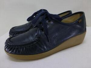 bacad65f316c SAS  125 Siesta 0038-020 dark blue comfort occupational lace up ...