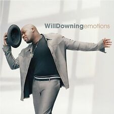 Emotions by Will Downing (CD, Oct-2003, Universal Distribution)