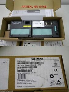 Siemens-6SL3244-0BB12-1BA0-Sinamics-Unite-de-Controle-cu240e-2