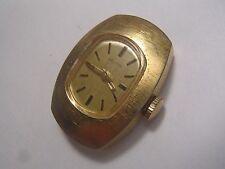 Ancienne montre mécanique KELTON PLAQUE OR