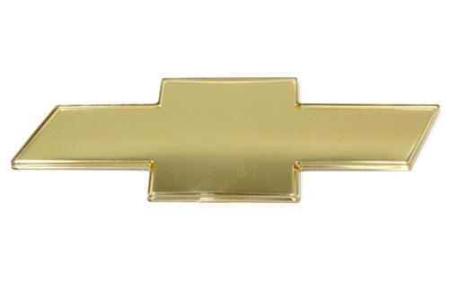 OEM NEW Rear Tailgate Bow Tie Emblem Badge Gold 2005 Chevrolet Equinox 5480897