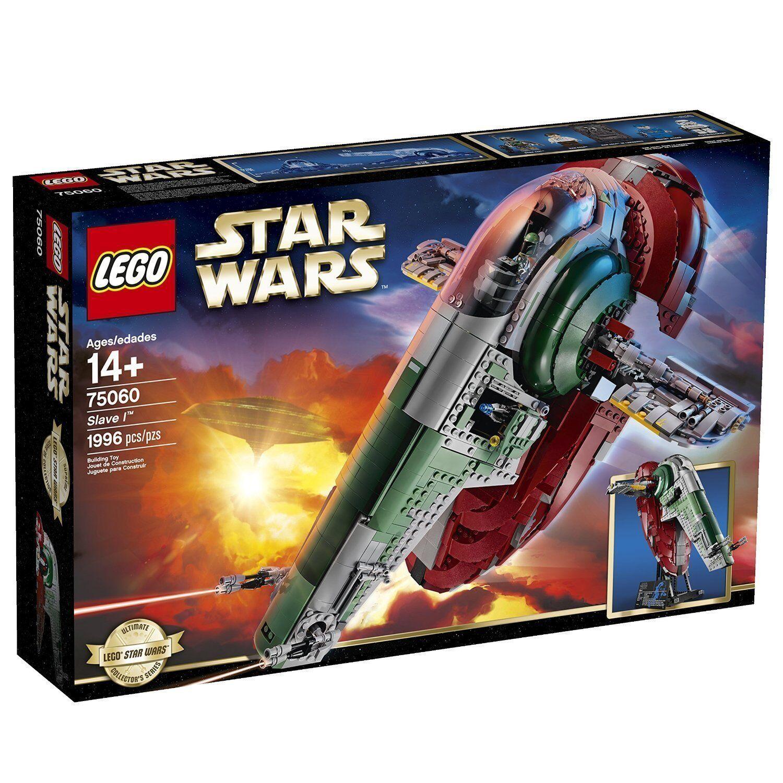 LEGO ® star wars ™ 75060 slave I ™ NEUF NEW OVP (catégorie B)