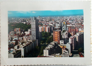 1965-cartolina-Milano-Panorama-grattacielo-view-edizione-GM-viaggiata